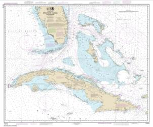 Straits of Florida and Approaches (11013-48) by NOAA