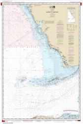 Havana to Tampa Bay (Oil and Gas Leasing Areas) (1113A-30) by NOAA