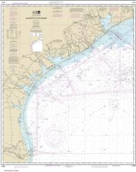 Galveston to Rio Grande (11300-43) by NOAA