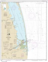 Southern part of Laguna Madre (11301-26) by NOAA