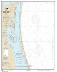 Northern part of Laguna Madre (11304-14) by NOAA