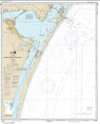 Aransas Pass to Baffin Bay (11307-38) by NOAA