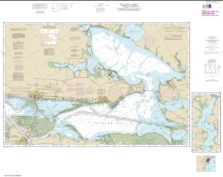Intracoastal Waterway Carlos Bay to Redfish Bay, including Copano Bay (11314-25) by NOAA