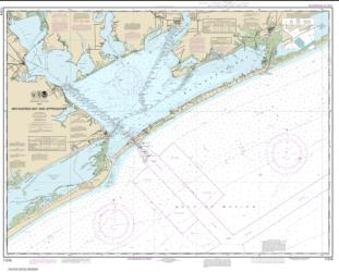 Matagorda Bay and approaches (11316-42) by NOAA