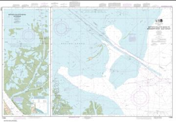 Baptiste Collette Bayou to Mississippi River Gulf Outlet; Baptiste Collette Bayou Extension (11353-7) by NOAA