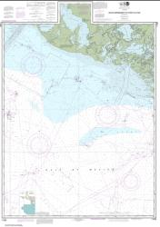 Isles Dernieres to Point au Fer (11356-41) by NOAA
