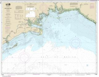 Apalachee Bay (11405-30) by NOAA