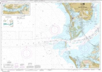 Tampa Bay Entrance; Manatee River Extension (11415-10) by NOAA