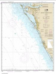 Lemon Bay to Passage Key Inlet (11424-20) by NOAA