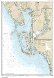 Estero Bay to Lemon Bay, including Charlotte Harbor; Continuation of Peace River (11426-38) by NOAA