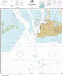 Key West Harbor (11447-38) by NOAA