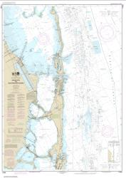 Intracoastal Waterway Sands Key to Blackwater Sound (11463-19) by NOAA