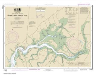 Wando River Upper Part (11526-11) by NOAA