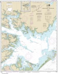 Pamlico Sound Western Part (11548-41) by NOAA