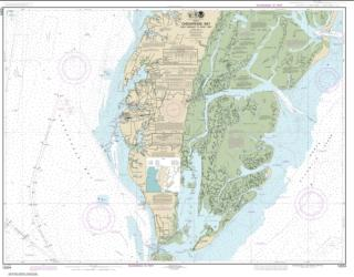 Chesapeake Bay Cape Charles to Wolf Trap (12224-26) by NOAA