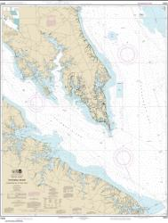 Potomac River Chesapeake Bay to Piney Point (12233-38) by NOAA