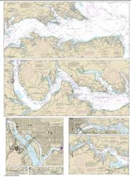 Potomac River; District of Columbia (12285-41) by NOAA