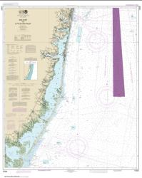 Sea Girt to Little Egg Inlet (12323-26) by NOAA