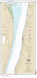 Hudson River Yonkers to Piermont (12346-12) by NOAA