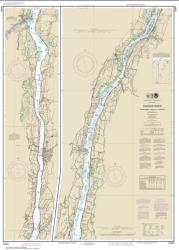 Hudson River Wappinger Creek to Hudson (12347-31) by NOAA