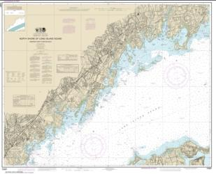 North Shore of Long Island Sound Greenwich Point to New Rochelle (12367-25) by NOAA
