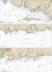 Long Island Sound-Watch Hill to New Haven Harbor (12372-36) by NOAA
