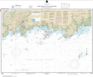 North Shore of Long Island Sound Guilford Harbor to Farm River (12373-15) by NOAA