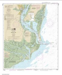 Winyah Bay (11532-22) by NOAA
