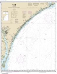 New River Inlet to Cape Fear (11539-20) by NOAA