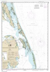 Currituck Beach Light to Wimble Shoals (12204-38) by NOAA