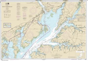 Head of Chesapeake Bay (12274-36) by NOAA