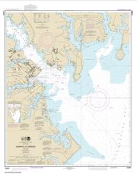 Annapolis Harbor (12283-29) by NOAA