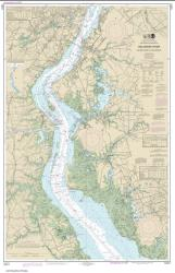 Delaware River Smyrna River to Wilmington (12311-46) by NOAA