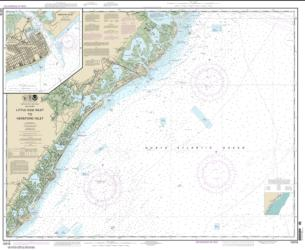 Little Egg Inlet to Hereford Inlet; Absecon Inlet (12318-45) by NOAA