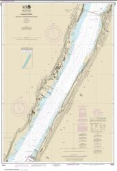 Hudson River Days Point to George Washington Bridge (12341-28) by NOAA
