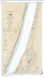Hudson River George Washington Bridge to Yonkers (12345-11) by NOAA