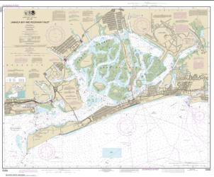 Jamaica Bay and Rockaway Inlet (12350-60) by NOAA