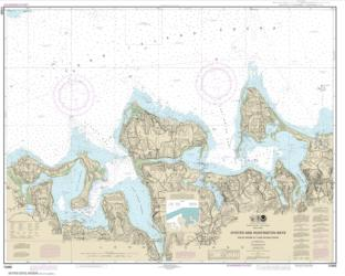 South Shore of Long Island Sound Oyster and Huntington Bays (12365-28) by NOAA