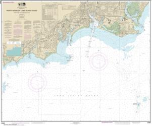 North Shore of Long Island Sound Stratford to Sherwood Point (12369-27) by NOAA