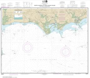 North Shore of Long Island Sound Duck Island to Madison Reef (12374-15) by NOAA