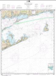Block Island Sound and Approaches (13205-40) by NOAA