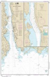 New London Harbor and vicinity; Bailey Point to Smith Cove (13213-43) by NOAA