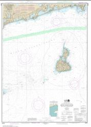 Block Island Sound Point Judith to Montauk Point (13215-21) by NOAA
