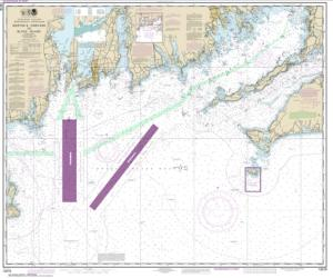 Marthas Vineyard to Block Island (13218-42) by NOAA