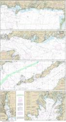 South Coast of Cape Cod and Buzzards Bay (13229-32) by NOAA