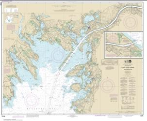 Cape Cod Canal and Approaches (13236-31) by NOAA