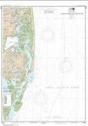 Chatham Harbor and Pleasant Bay (13248-12) by NOAA
