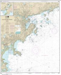 Salem and Lynn Harbors; Manchester Harbor (13275-32) by NOAA