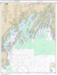 Casco Bay (13290-39) by NOAA