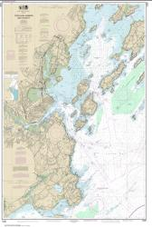 Portland Harbor and Vicinity (13292-41) by NOAA